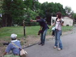 夕暮れの動物園撮影教室のお手伝いをしました-9.JPG