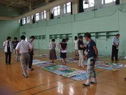 旭山動物園児童動物画コンクールの審査会が開催されました