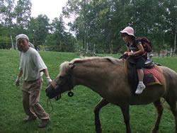 どさんこ馬に学ぶ!講習会