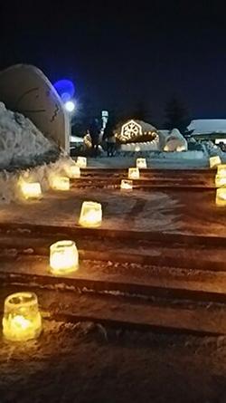 雪あかり動物園