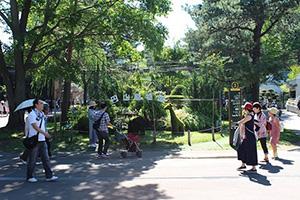 動物園バスツアー